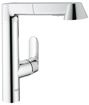 K7 Sink Mixer Pull-out Dual Spray