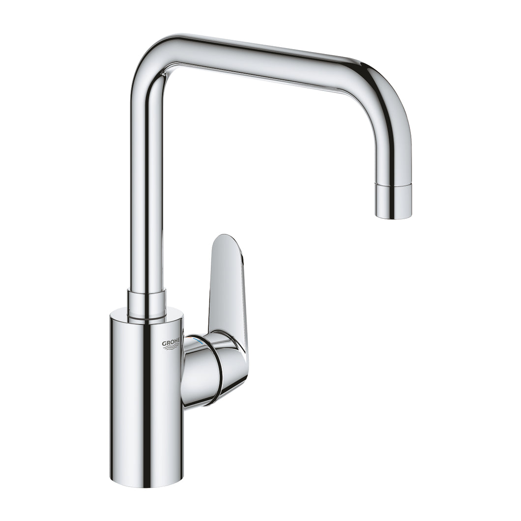 Eurodisc Cosmopolitan Sink Mixer High Spout