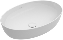 Load image into Gallery viewer, Artis Surface-mounted Wash Basin Oval