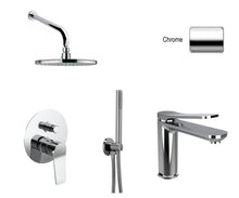 Load image into Gallery viewer, BONGIO GIO2 Complete Bathroom Set Chrome