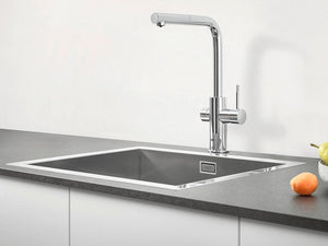 GROHE BLUE PROFESSIONAL L-SPOUT PULL-OUT