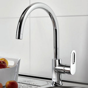 BauLoop Single-lever Sink mixer