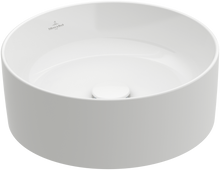 Load image into Gallery viewer, Collaro Surface-mounted Washbasin 400 mm StoneWhite