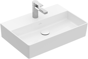 Memento 2.0 Surface-Mounted Washbasin 600 x 420 mm