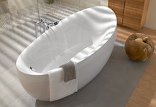 Load image into Gallery viewer, Aveo Built-in Quaryl Bathtub 190x95 cm