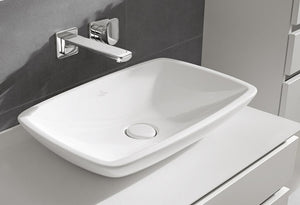 Loop&Friends Surface-mounted Washbasin 585x380 mm