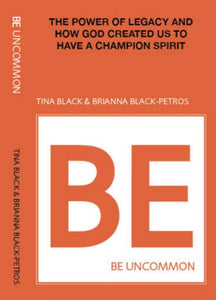 BE Uncommon - Book