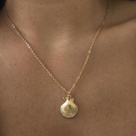Lori Shell Necklace - RubyVanilla