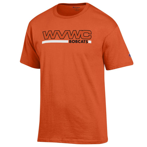 Champion Orange WVWC T-shirt