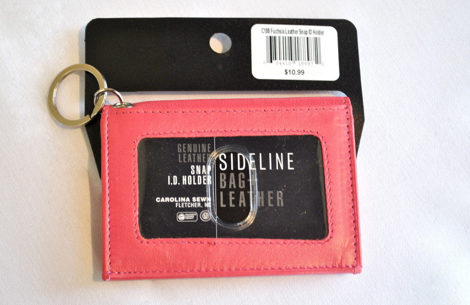 Carolina Sewn ID Holder