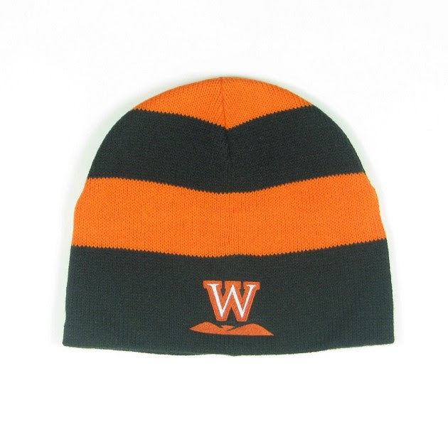 Legacy Rugby striped beanie