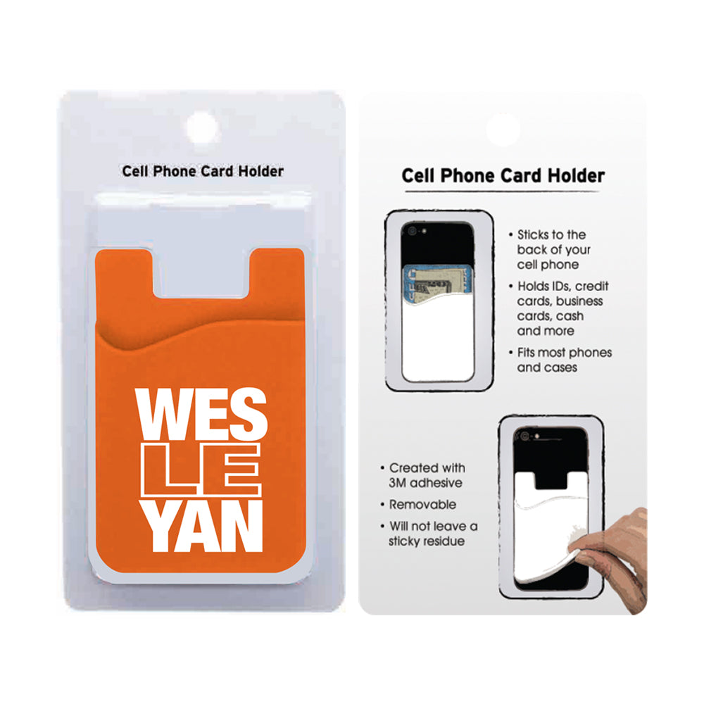 Neil Cell Phone Card Holder