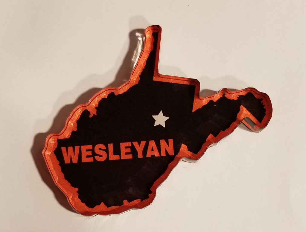 Neil Enterprises WVWC Laser Cut Magnet