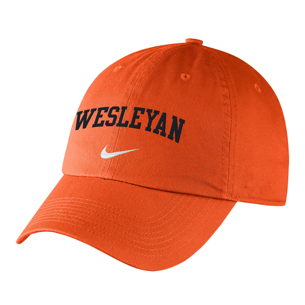Nike Orange Wesleyan Hat