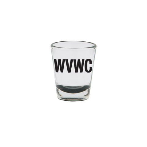 RFSJ WVWC shot glass