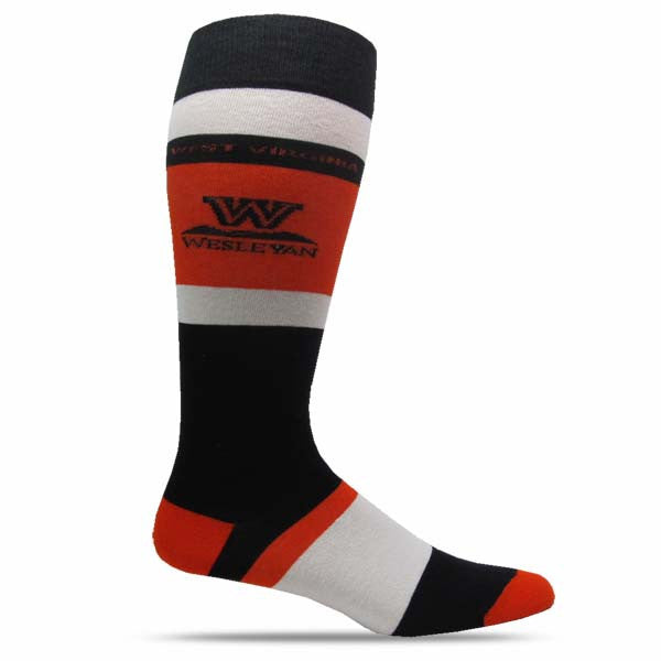 Topsox West Virginia Knee Hi Sock