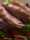 Seared CherryActive® Duck Breasts