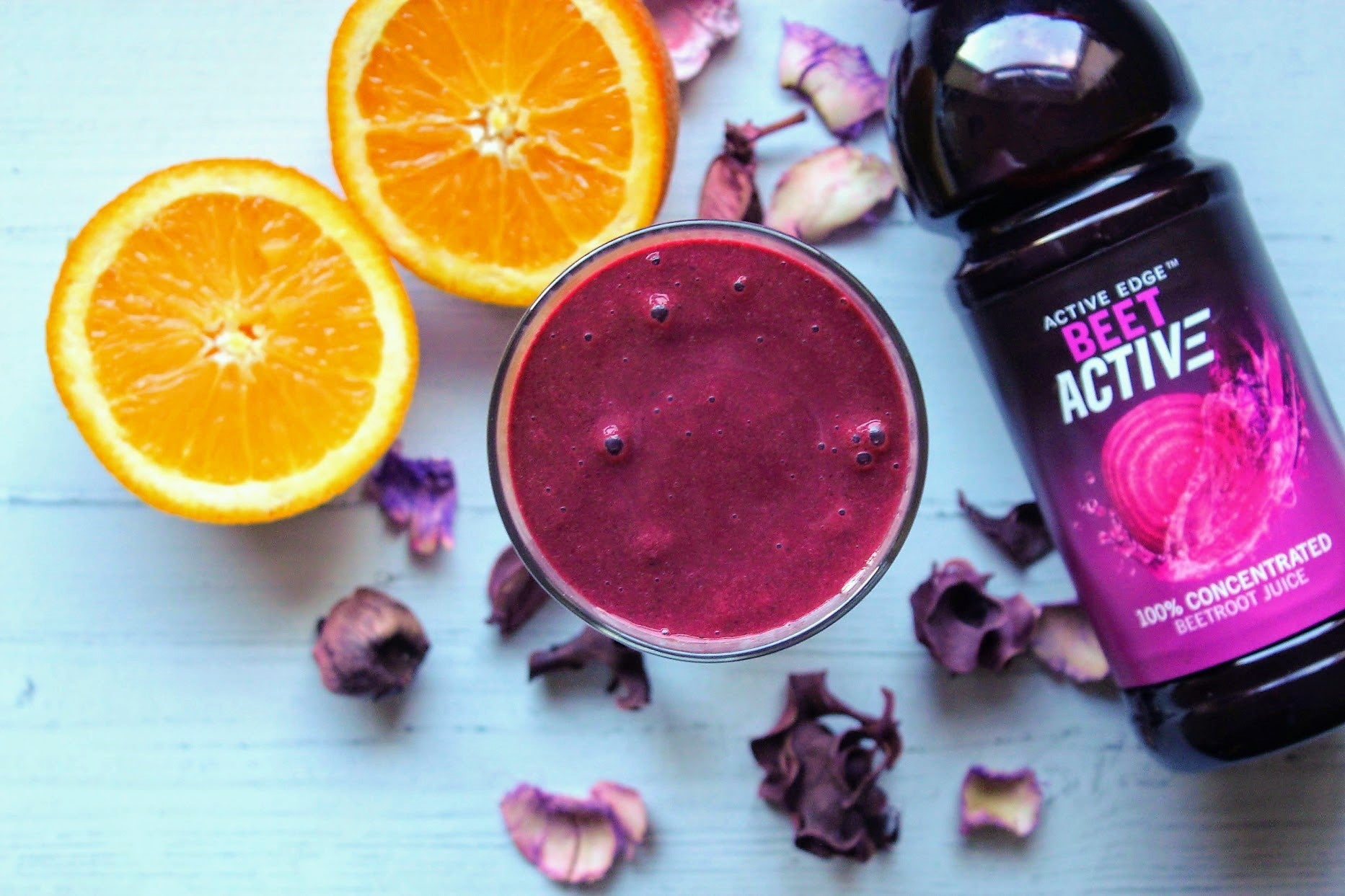 Beetroot & Orange Smoothie