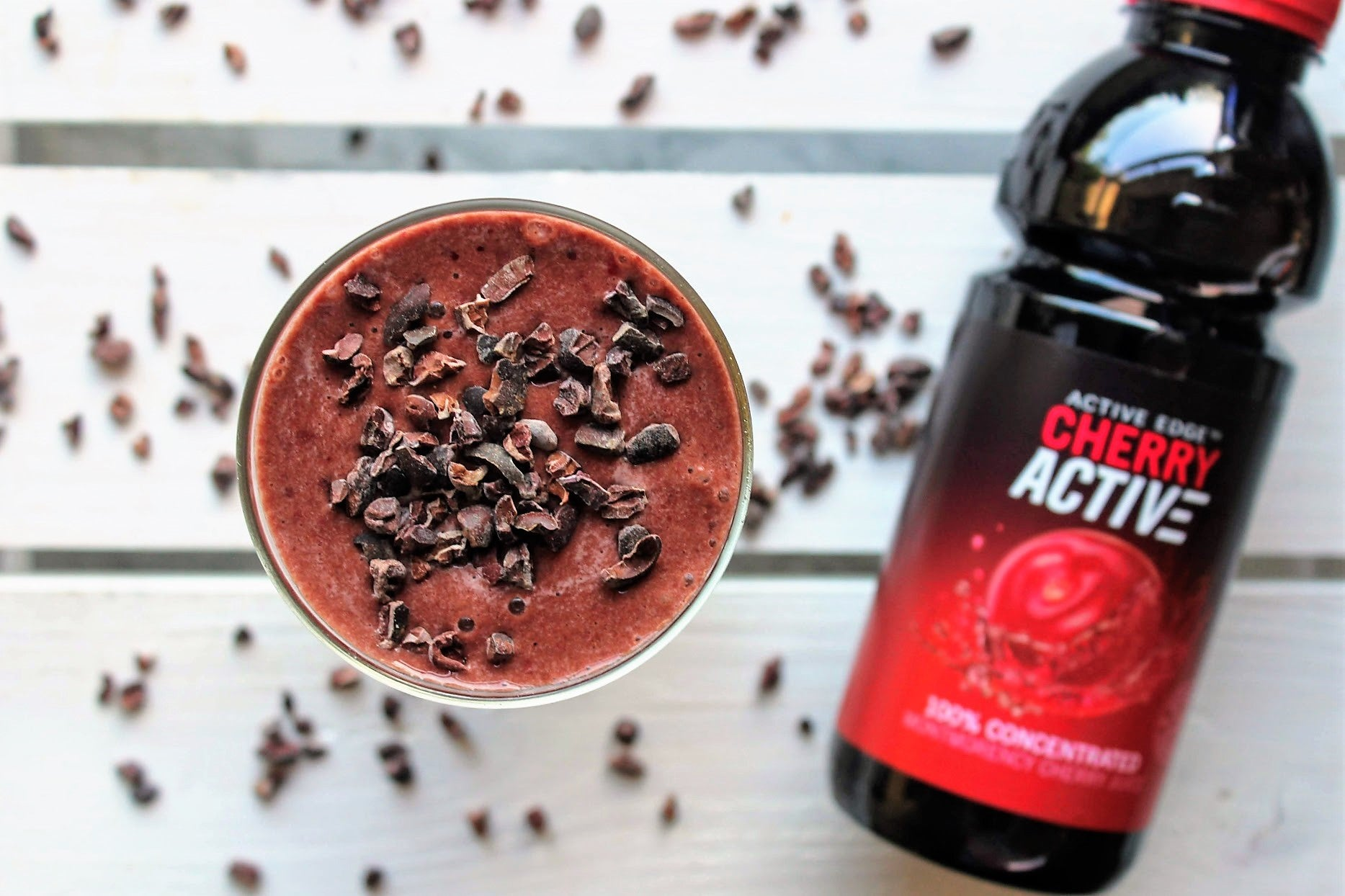 Cherry Cacao Protein Shake