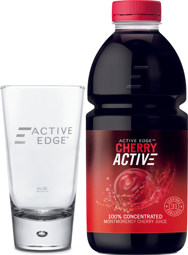 CherryActive 946ml + FREE Glass (Special Offer)