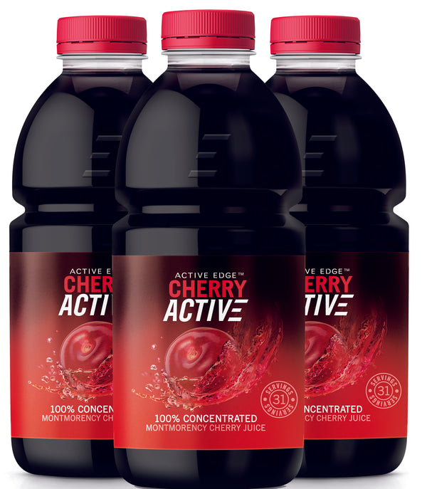 3x CherryActive 946ml (Special Offer)