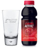 CherryActive® Concentrate 473ml + FREE Glass