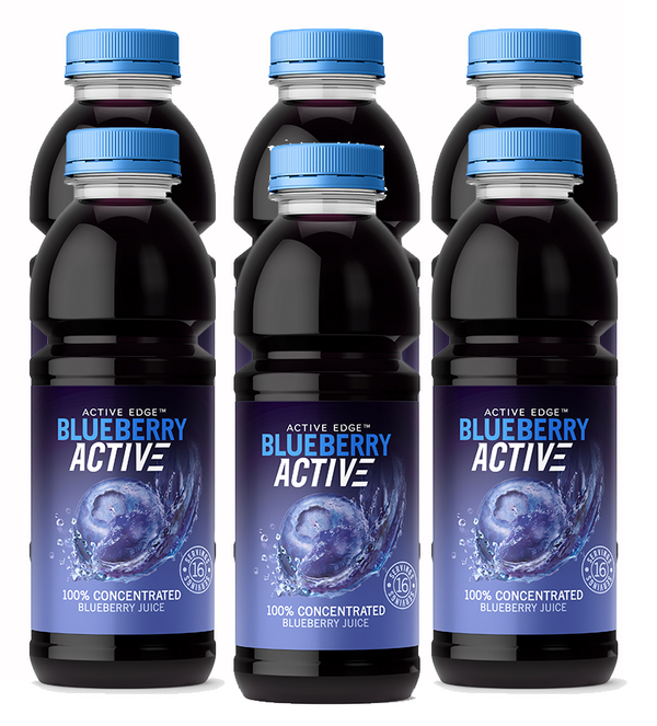 BlueberryActive® Concentrate 473ml x 6