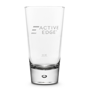 Active Edge Branded Glass