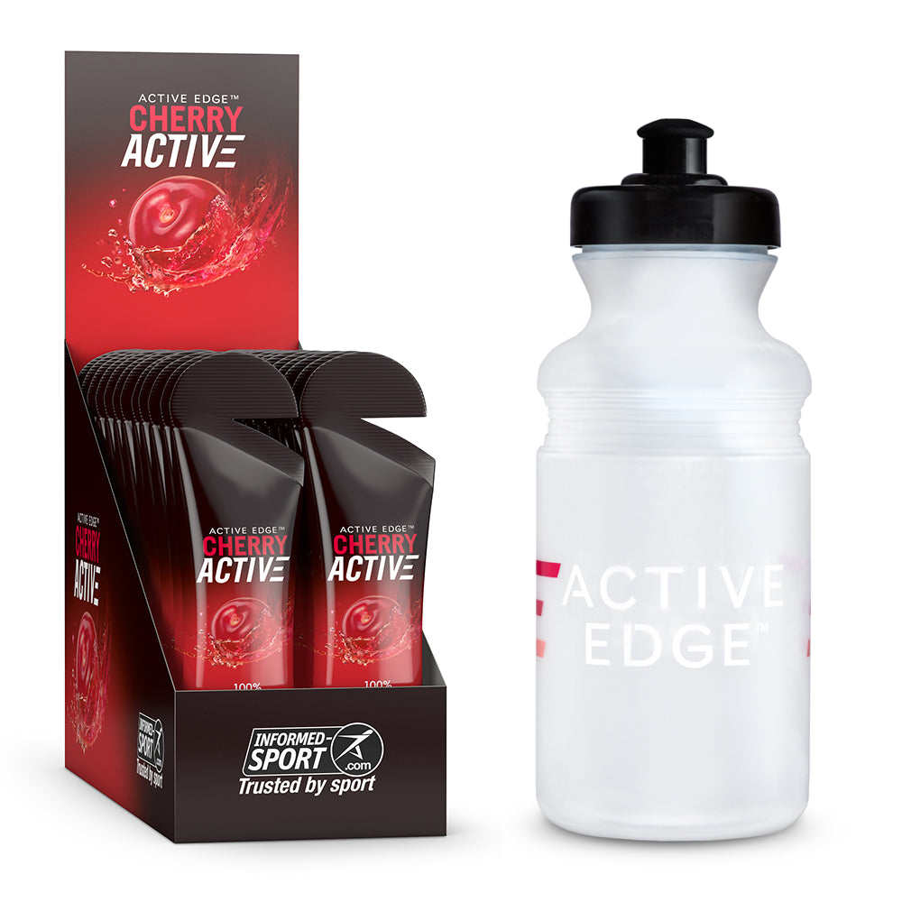 CherryActive 30ml x 24 plus FREE sports bottle