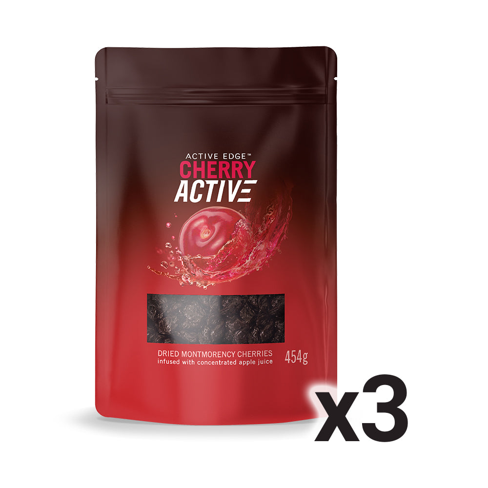 CherryActive Cherries 454g x3