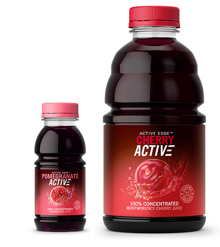 CherryActive 946ml +  FREE Pomegranate 237ml