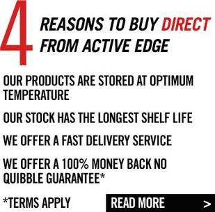 Four reasons to buy from Active Edge Nutrition