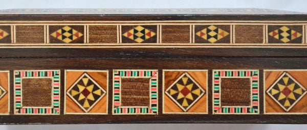 Mosaic Decorative Box, wooden box, keepsake box, wooden boxes
