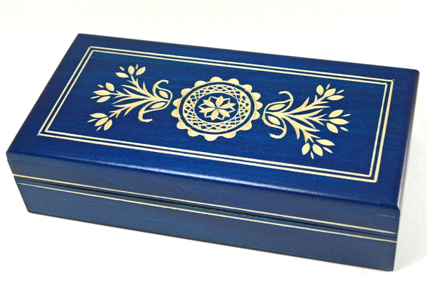 Polish Folk Art Box, wooden box, keepsake box, jewelry gift box