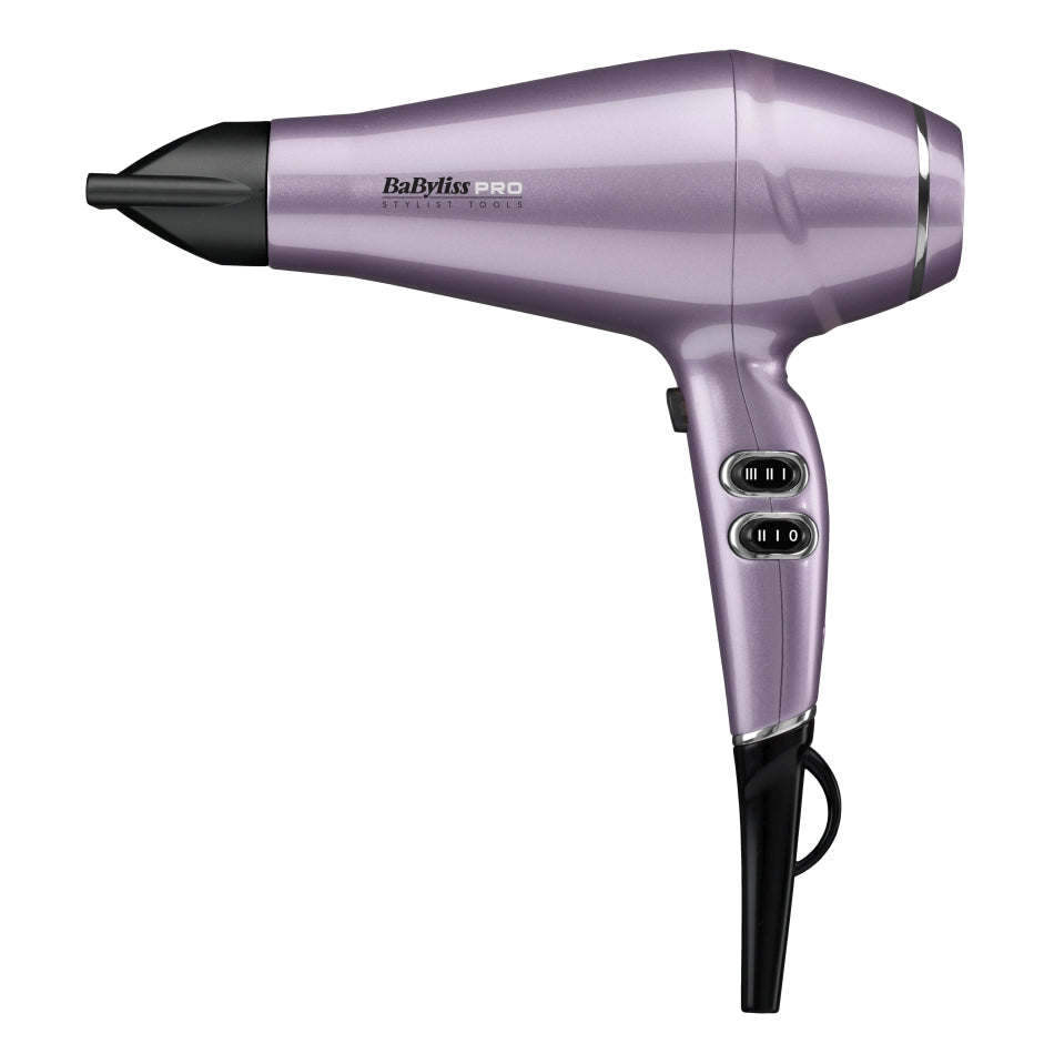 Load image into Gallery viewer, BaByliss PRO Keratin Lustre Dryer Lilac