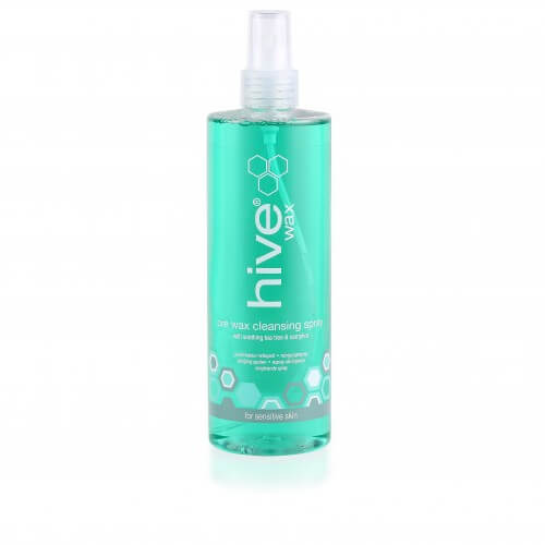 Hive Pre Wax Cleansing Spray With Tea Tree Oil 400ml