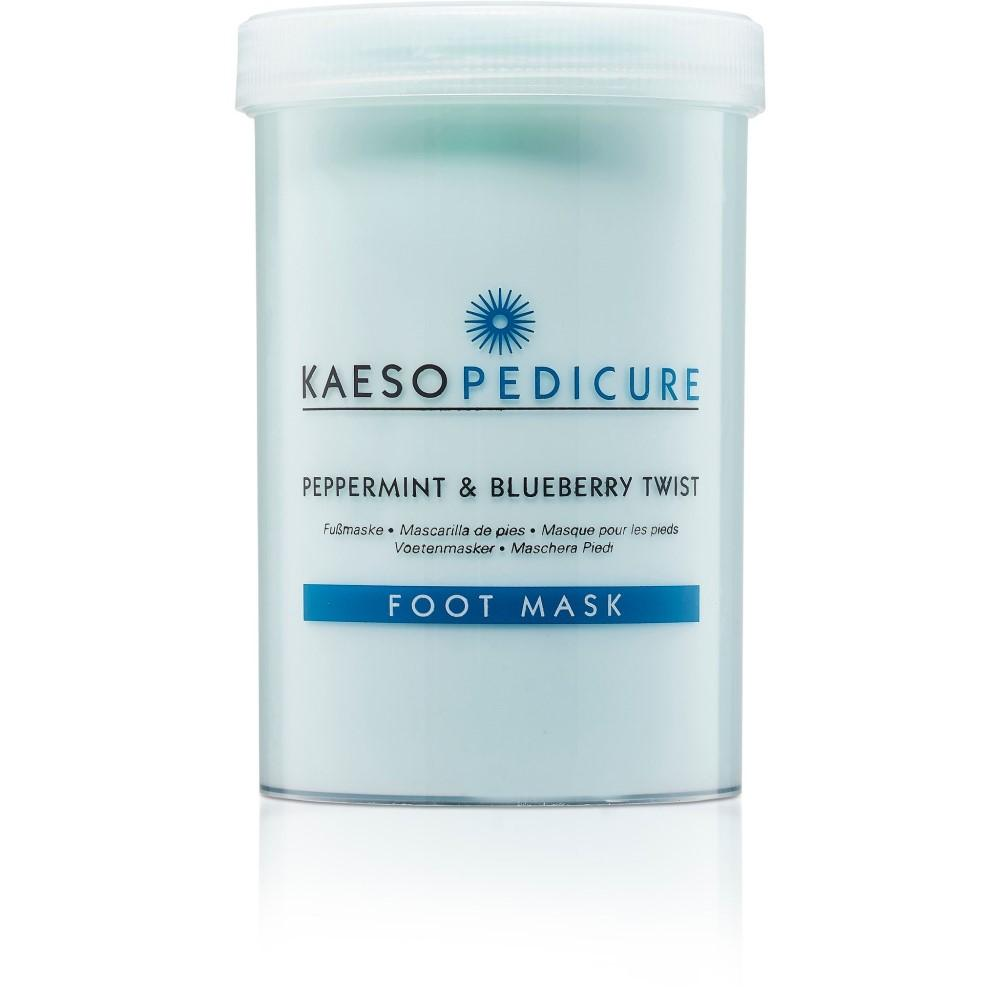 Kaeso Peppermint & Blueberry Twist, Foot Mask 1200ml