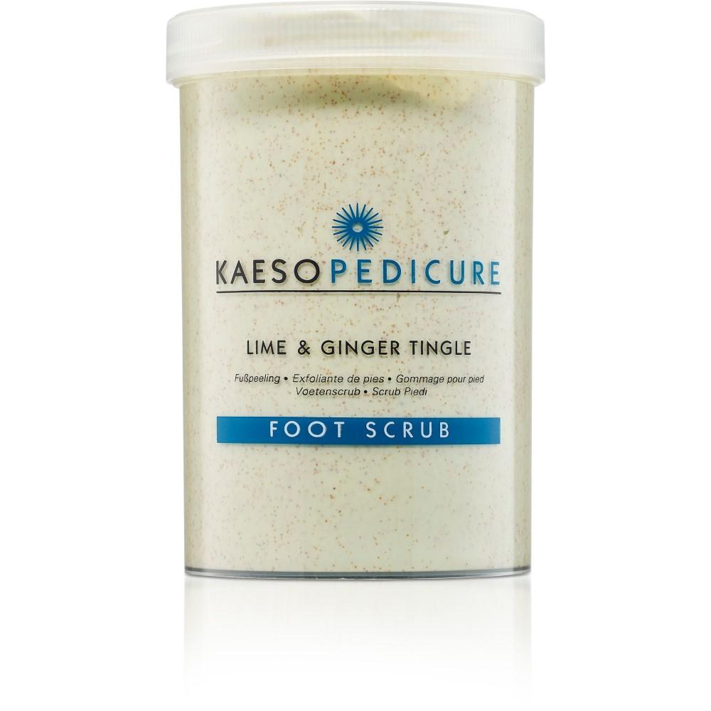Kaeso Lime & Ginger Tingle, Foot Scrub 1200ml