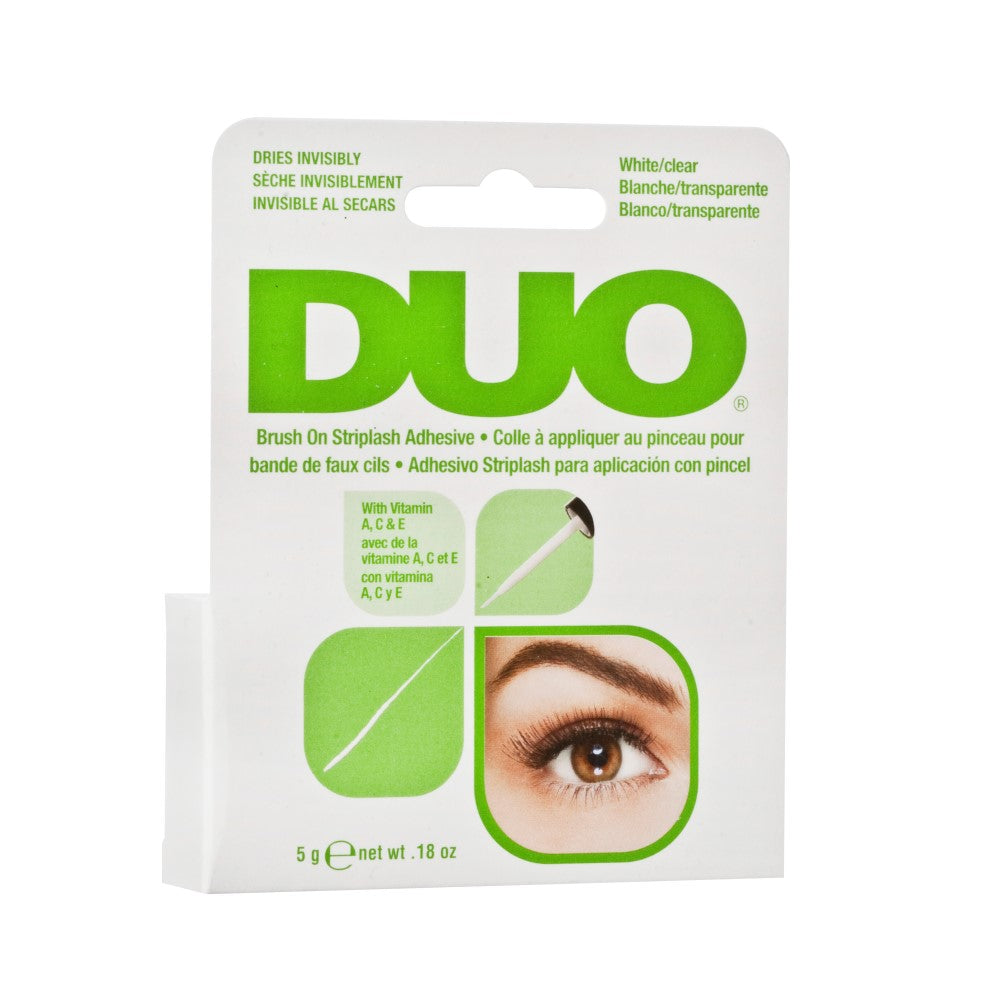 Ardell Duo Quick-Set Strip Lash Adhesive — Clear 14G