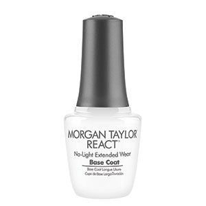 Load image into Gallery viewer, Morgan Taylor React Base Coat 15ml