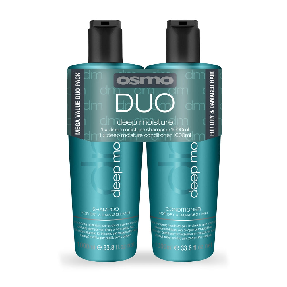 Osmo Deep Moisture Duo Pack 1L