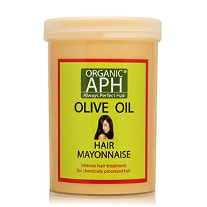 Organic APH Olive Oil Hair Mayonnaise Treatment 1200ml - Kudos Hair