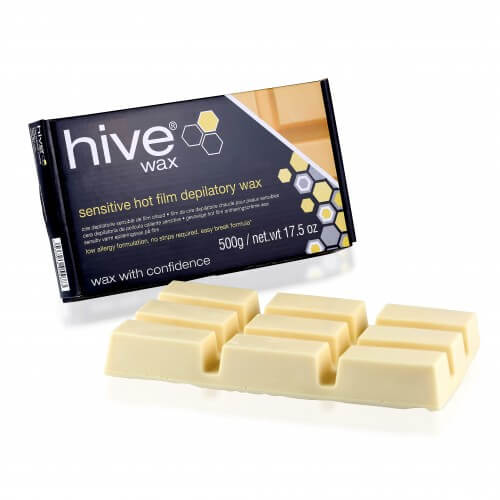 Hive Sensitive Hot Film Wax 500g