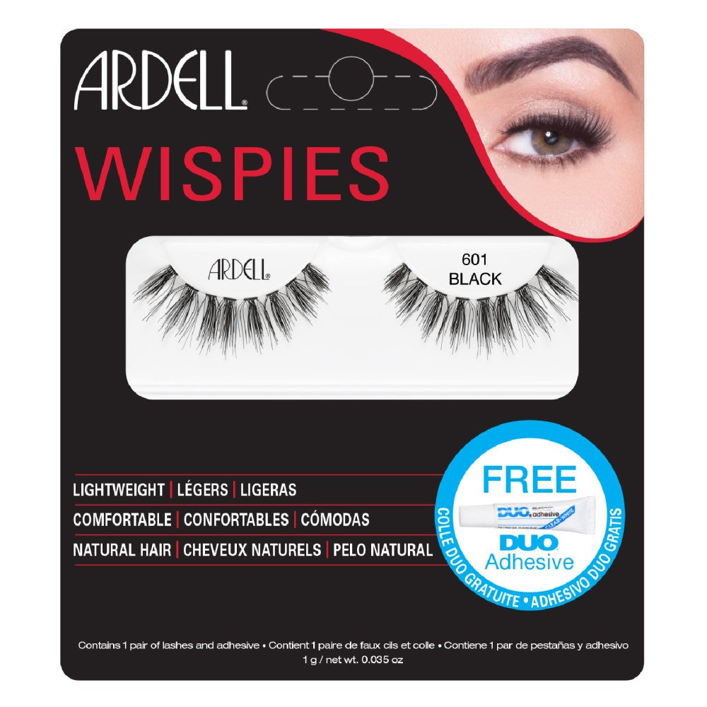 Ardell Wispies Clusters 601 Strip Lashes
