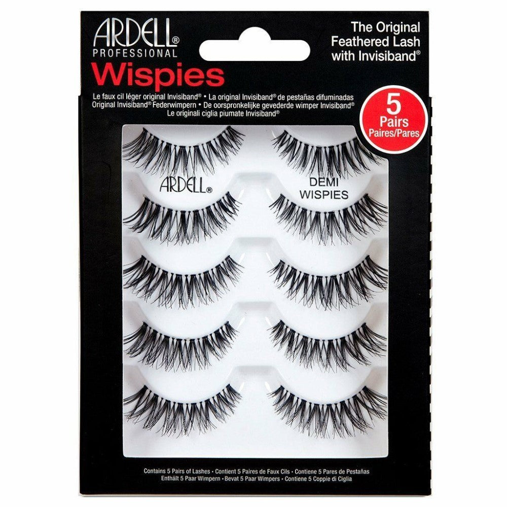Ardell Demi Wispies Strip Lashes 5 Pack