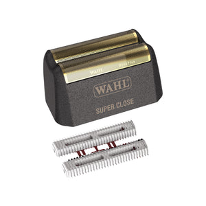 Wahl Finale Replacement Foils and Cutters - Kudos Hair