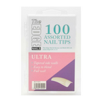 The Edge Ultra Nail Tips - 100 Pack