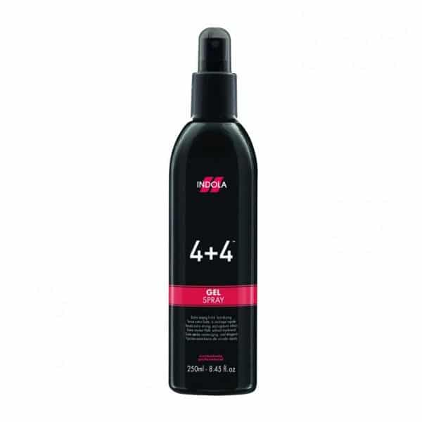 Load image into Gallery viewer, Indola 4 + 4 Gel Spray 250ml - Kudos Hair
