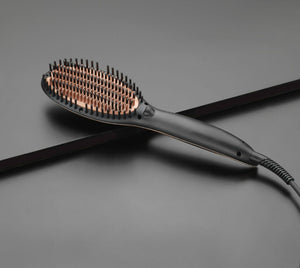 Load image into Gallery viewer, Diva Pro Styling Precious Metals Straight & Smooth Brush - Kudos Hair