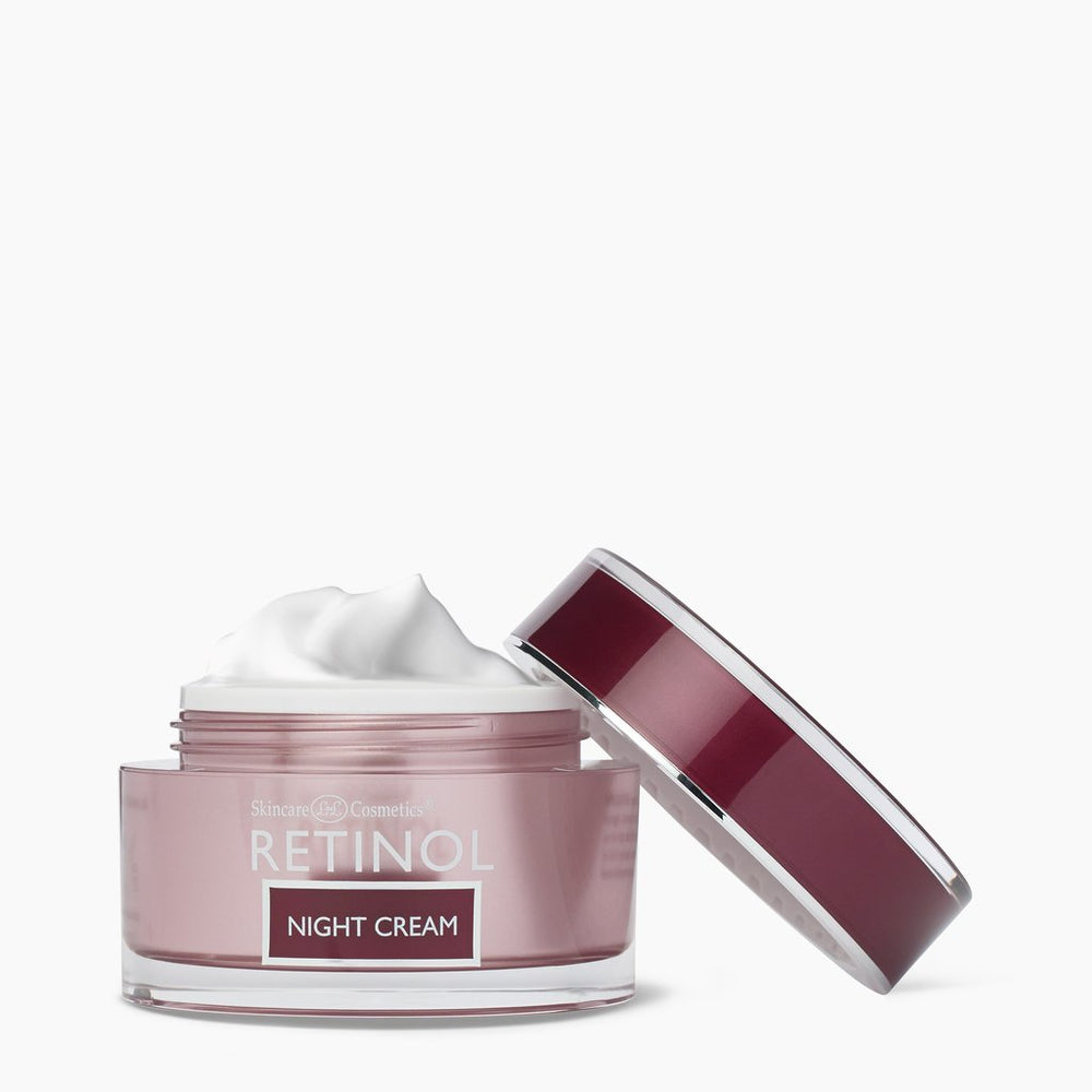 Retinol Night Cream - Kudos Hair
